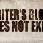3  Tips for Dealing with Writer's Block
