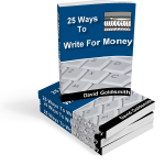 25 Ways to Write for Money