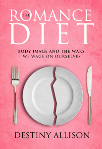 The Romance Diet cover draft